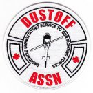 US Army  Medical Dustoff Association Patch