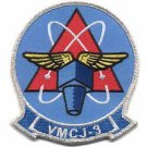 USMC VMCJ 3 Marine Composite Reconnaissance Squadron Patch