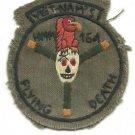 USMC HMM-164 Flying Death Vietnam Vintage Patch