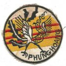 CIA PHOENIX Program PHUNG HOANG Phoenix Bird Operation Vietnam Vintage Patch