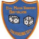 USMC Force Logistic Command Patch