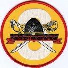 USMC 3rd Recruit Training Battalion PATCH PISC MCRD 3d RTB