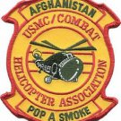 USMC Combat Afghanistan Helicopter Association Pop A Smoke Patch