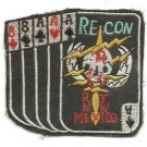 US Army RT New Mexico CCC 5th SFGrp MACV-SOG Team SF Vintage Vietnam Patch