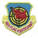 USAF Red Flag Rarticipant Patch