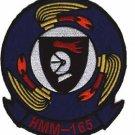USMC HMM-165 Marine Medium Helicopter Squadron White Knight Patch