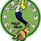 US Navy AS-14 USS Pelias Submarine Tender Polly Pelio Patch