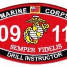 USMC Drill Instructor 0911 MOS Patch