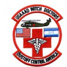 US Army 1st Battalion 228th Aviation Air Ambulance Patch with Velcro