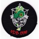 US Army Co C 3rd Bn 1st SFG Operational Detachment Bravo ODB-1330 Patch VELCRO