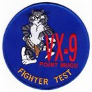 US Navy VX-9 TOMCAT Aviation Test and Evaluation Squadron Nine Patch