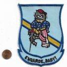 US Navy F-14 Tomcat Engarde Baby Patch