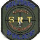 USMC MP Special Reaction Teams SRT Patch