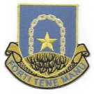 United States ARMY 920th Air Base Security Battalion Patch - FORTI TENE MANU