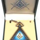 Pyramid Style Masonic Pocket Watch