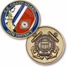 United States USCG 14th District Challenge Coin