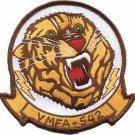 USMC VMFA-542 Marine Fighter Attack Squadron Patch