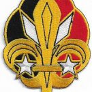 US Army 72nd Signal Battalion Unit Crest Insignia Patch