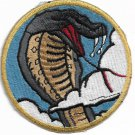 USAF 39th Fighter Interceptor Squadron Vintage Patch