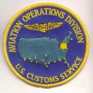 LEGACY US CUSTOMS, AIR HEADQUARTERS Novelty Patch