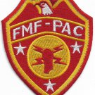 USMC FMF-PAC Headquarters Patch