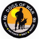 United States Armed Forces Canine Units Operation Enduring Freedom Patch