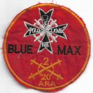 US Army 1st Cavalry Division 2 20 ARA Artillery Blue Max Patch