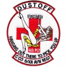 US Army 6th Sq 101st Medical Aviation Reg C Co 4th Platoon Dustoff Patch