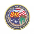 US CUSTOMS AND BORDER PROTECTION, YUMA AIR BRANCH Novelty Patch