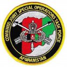 Combined Joint Special Operations Task Force Afghanistan Military Patch