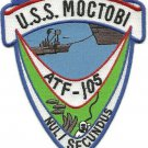 US Navy USS Moctobi ATF-105 Patch