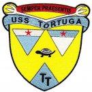 US Navy USS Tortuga LSD-26 Patch