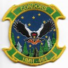 USMC Marine Heavy Helicopter Squadron 464 (HMH-464) CONDORS Patch