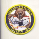 US CUSTOMS AND BORDER PROTECTION, MONTANA AIR BRANCH Novelty Patch