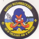 US CUSTOMS AND BORDER PROTECTION, NEW ORLEANS BAYOU BUSHWACKER, OBSOLETE Patch
