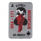 US Army A Co 3rd Bn 1st Special Forces Group ODA-171 Patch EXPECT NO MERCY