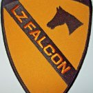 US Army 1st Cavalry Division Patch Ia Drang 1965 Lz Falcon Vietnam
