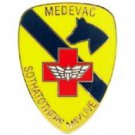 US Army 1st MEDEVAC So that Others May live Pin