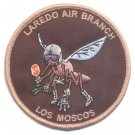 US CUSTOMS AND BORDER PROTECTION- LAREDO AIR OPERATIONS Novelty Patch