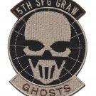 US Army 5th Special Forces Group military patch - GRAW - GHOST