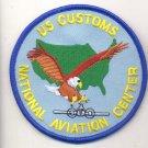 LEGACY US CUSTOMS, NATC- OKLAHOMA CITY Novelty Patch