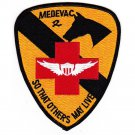 US Army 15th Med Battalion 1st Cavalry Division Aviation Air Ambulance Patch