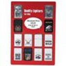 Wholesale Motorcycle Biker Lighters Set of 12