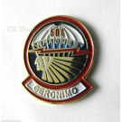 US ARMY 501ST AIRBORNE APACHES LAPEL PIN BADGE 1 INCH