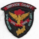 US Army ARVN SF CCC Recon Team USSF Vintage Vietnam Patch