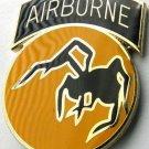 US ARMY 135TH AIRBORNE DIVISION LAPEL PIN BADGE 1 INCH