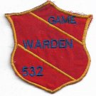 US Navy Game Warden Riverboat 532 Vintage Vietnam Patch