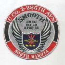 US ARMY NATIONAL GUARD NORTH DAKOTA C CO 2-285 AVIATION PATCH