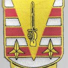 US Army 27th Engineers Crest Patch