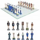 United States Air Force VS. U.S.M.C Chess Set
